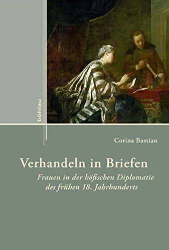 Verhandeln in Briefen: Corina Bastian