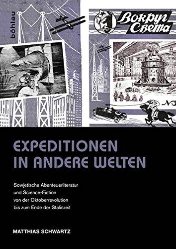 Expeditionen in andere Welten: Matthias Schwartz