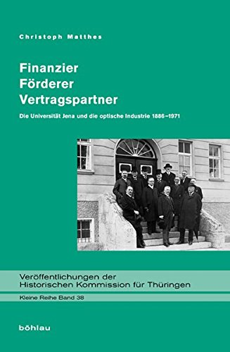 Finanzier - Förderer - Vertragspartner: Christoph Matthes