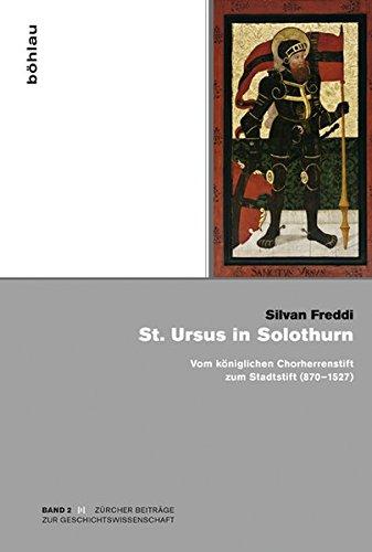 St. Ursus in Solothurn: Silvan Freddi