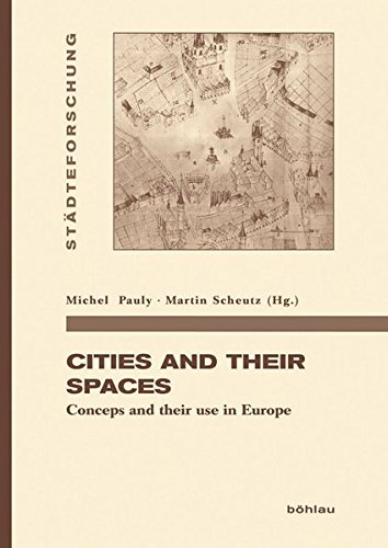 Cities and Their Spaces: Michel Pauly
