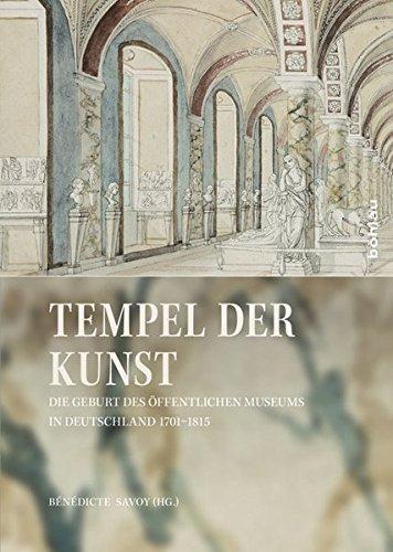 Tempel der Kunst: Bénédicte Savoy