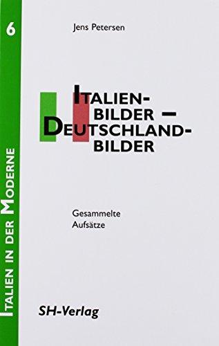 9783412223175: Italienbilder - Deutschlandbilder