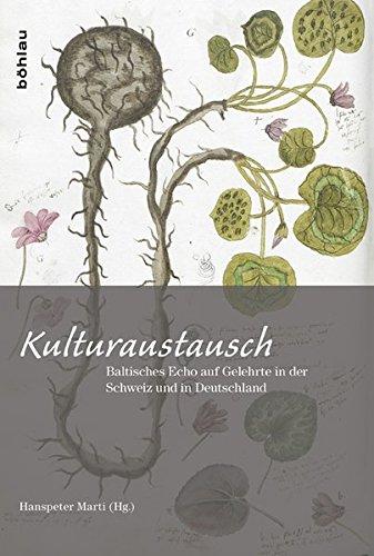 Kulturaustausch: Hanspeter Marti