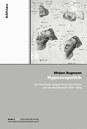 Hypnosepolitik: Mirjam Bugmann