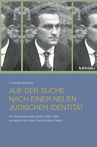 Auf der Suche nach einer neuen jüdischen Identität: Christoph Manasse