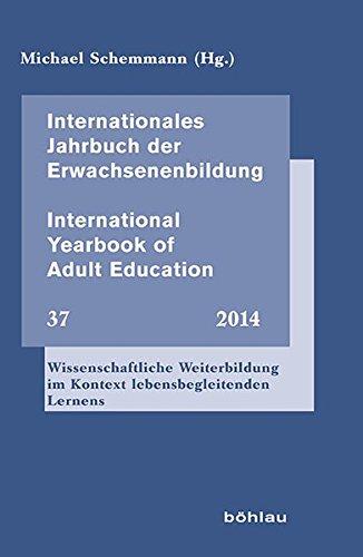9783412225025: Internationales Jahrbuch der Erwachsenenbildung 37/2014