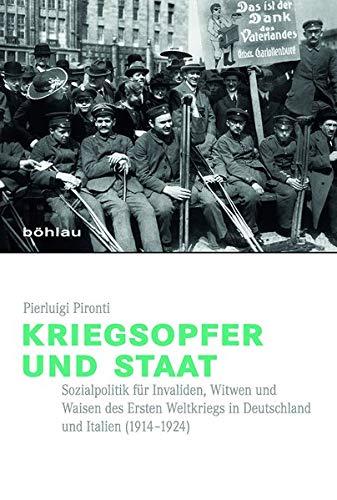 Kriegsopfer und Staat: Pierluigi Pironti
