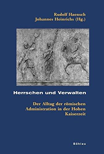Herrschen und Verwalten: Rudolf Haensch