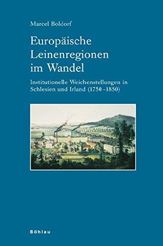 Europäische Leinenregionen im Wandel: Marcel Boldorf