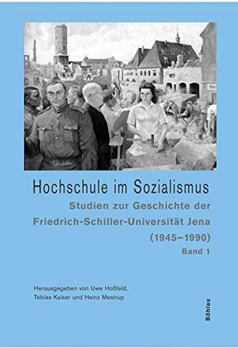 Hochschule im Sozialismus: Uwe Hoßfeld