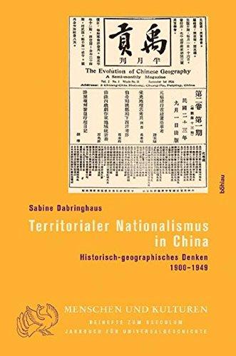 Territorialer Nationalismus in China: Sabine Dabringhaus