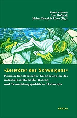 Zerstörer des Schweigens«: Frank Gr�ner
