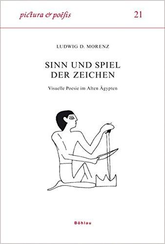 Sinn und Spiel der Zeichen: Ludwig Morenz