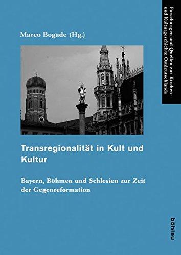 9783412501327: Transregionalität in Kult und Kultur
