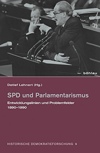 SPD und Parlamentarismus: Detlef Lehnert