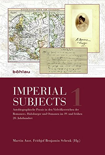 9783412501617: Imperial Subjects 01