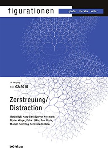 9783412501792: Figurationen 16,2. Zerstreuung / Distraction