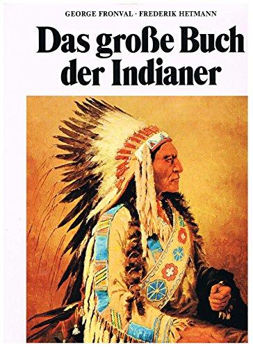 9783414107305: Das große Buch der Indianer
