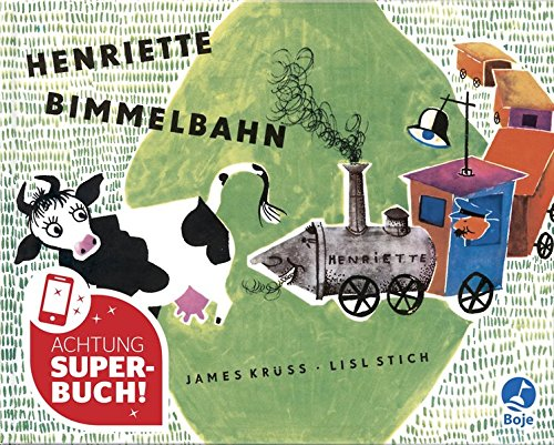 9783414131607: Henriette Bimmelbahn. SuperBuch