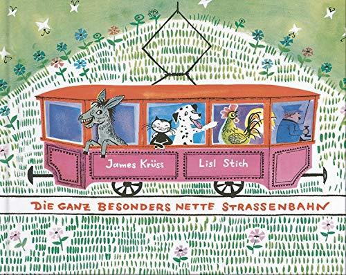 9783414132109: Die ganz besonders nette Straßenbahn