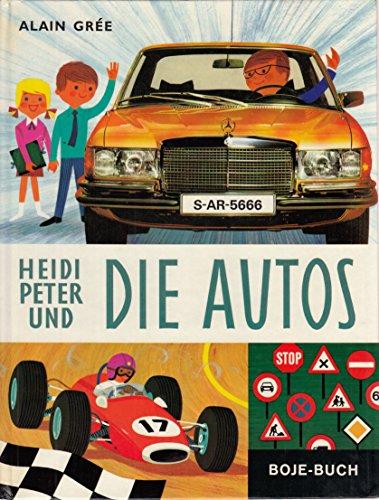 9783414136602: Heidi Peter und die Autos. 7. Auflage.