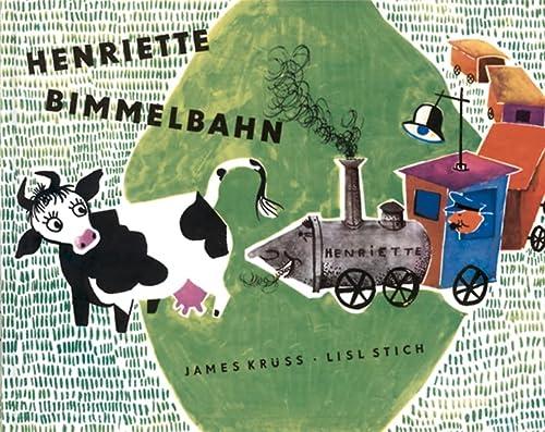 9783414814005: Henriette Bimmelbahn