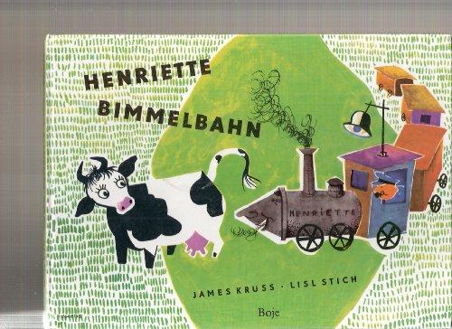 9783414815026: Henriette Bimmelbahn