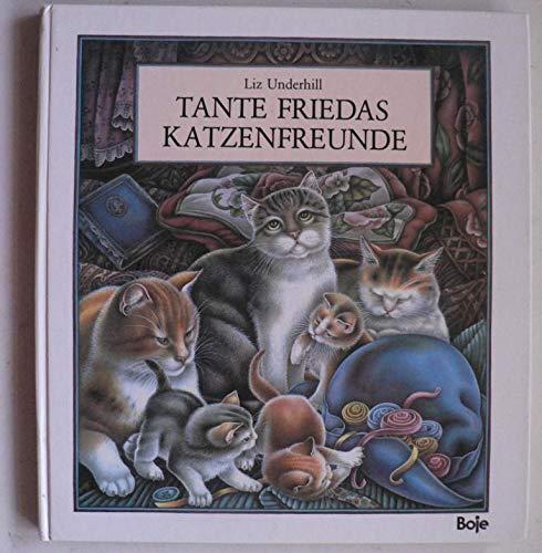 9783414818751: Tante Friedas Katzenfreunde