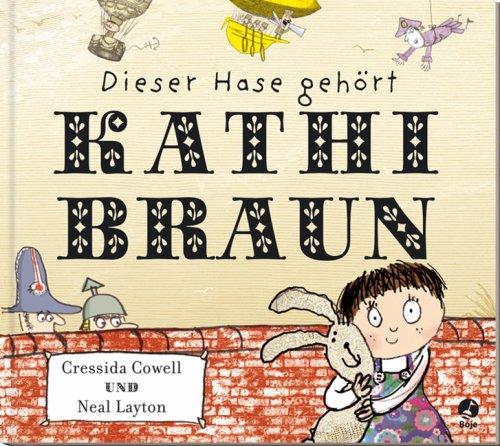 9783414820228: Dieser Hase gehört Kathi Braun