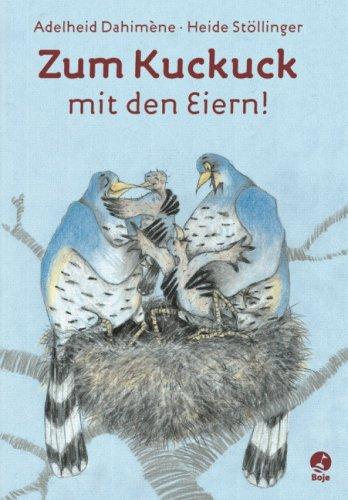 9783414820907: Zum Kuckuck mit den Eiern