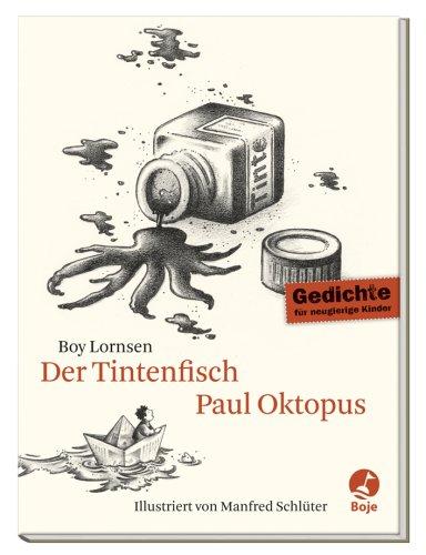 9783414821485: Der Tintenfisch Paul Oktopus: Gedichte für neugierige Kinder