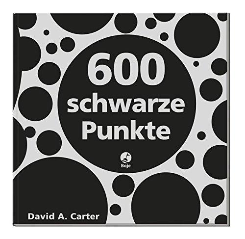 9783414821607: 600 schwarze Punkte: Ein Popup-Buch für Neugierige und Tüftler jedes Alters