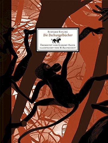 Die Dschungelbücher. Übersetzung : Gisbert Haefs.: Kipling, Rudyard und