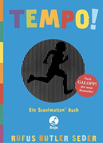9783414822048: Tempo!: Ein Scanimation Buch
