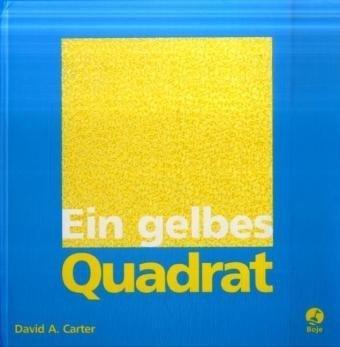 9783414822147: Ein gelbes Quadrat