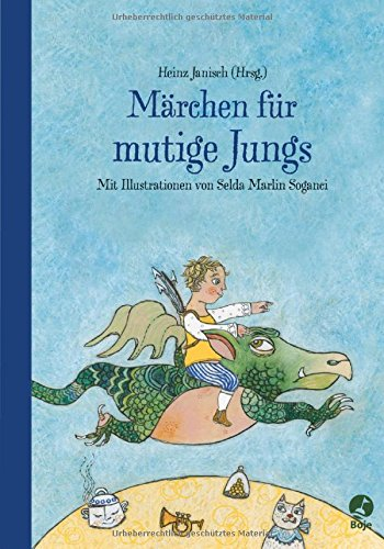 9783414822192: Märchen für mutige Jungs