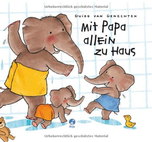 Mit Papa allein zu Haus (9783414822918) by [???]