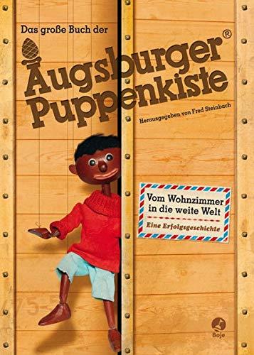 9783414823540: Das große Buch der Augsburger Puppenkiste