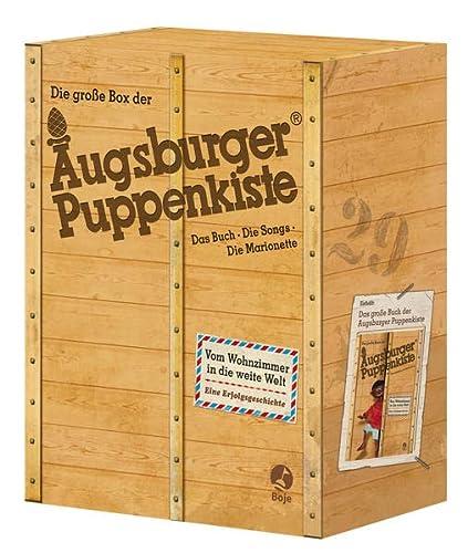 Die große Box der Augsburger Puppenkiste: Fred Steinbach