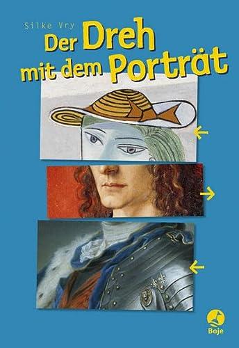 9783414823854: Der Dreh mit dem Porträt