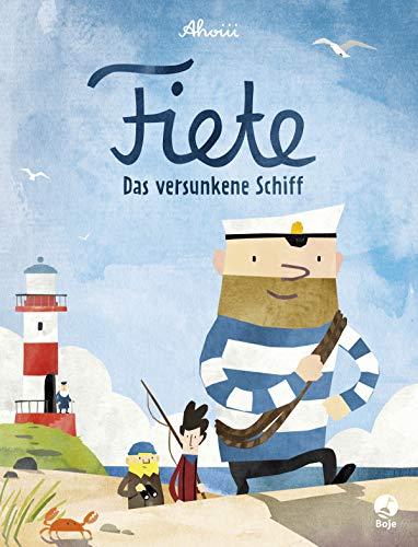9783414824363: Fiete - Das versunkene Schiff