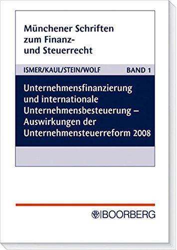 Unternehmensfinanzierung: Roland Ismer