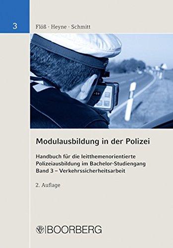 9783415045897: Modulausbildung in der Polizei 3