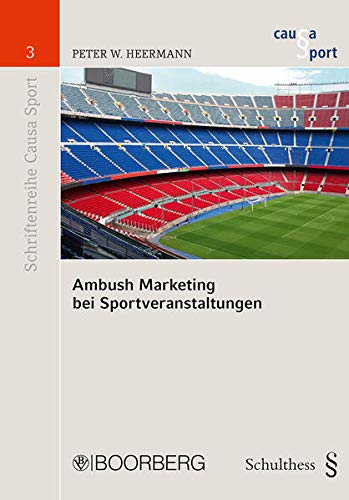 9783415046375: Marketing bei Sportveranstaltungen