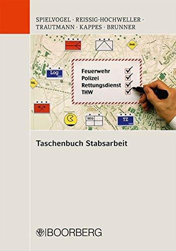 9783415049079: Taschenbuch Stabsarbeit