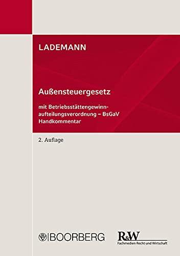 Außensteuergesetz: Lademann