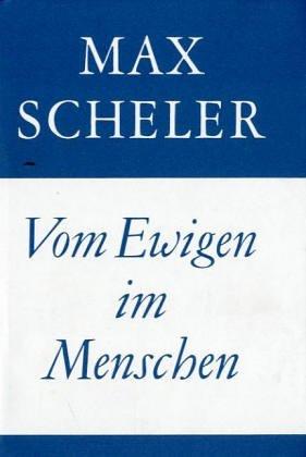 9783416019385: Gesammelte Werke, 16 Bde., Bd.5, Vom Ewigen im Menschen