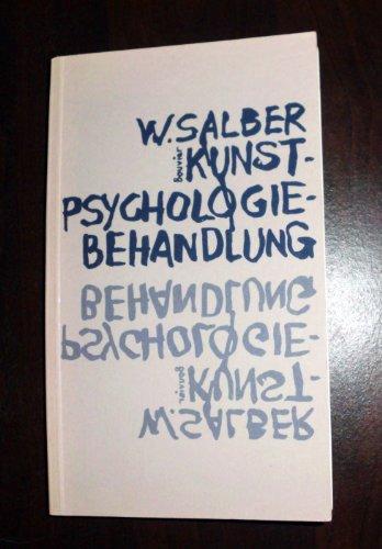 9783416019620: Kunst, Psychologie, Behandlung (German Edition)