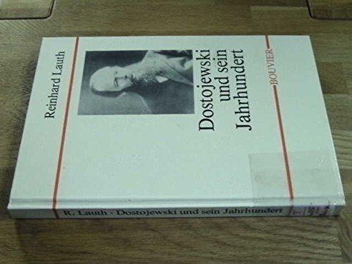 Dostojewski und sein Jahrhundert.: Lauth, Reinhard